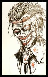 the joker by kent-of-artload