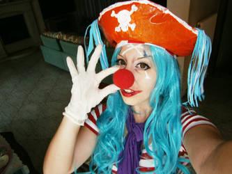 Buggy The Clown One Piece by Namuzza94