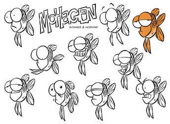 Mohagen by Kennon9