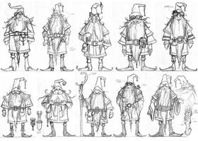 Santa Clause Concepts by Kennon9
