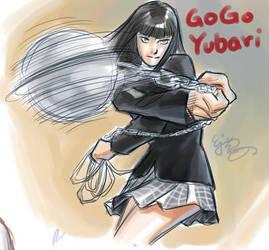 GoGo Yubari by EJ-Su