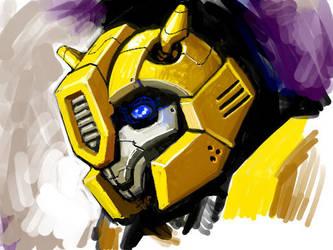 DS Bumblebee by EJ-Su