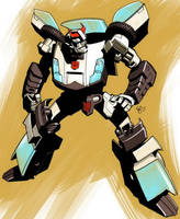 Prowl colored by EJ-Su