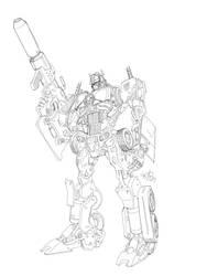 Daily Sketch 0025.0803 by EJ-Su