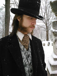 Gold Doubloons Cravat by ILL-FATED-USHER