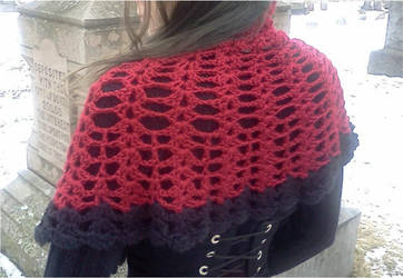 Cathrine Capelet by ILL-FATED-USHER