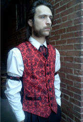 The Surgeons Waistcoat by ILL-FATED-USHER