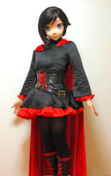 'RED' Ruby Rose / under preview shot ver. by chocolate-array