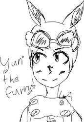 Yuri the Furry (Ao) by xLadyAngelusx