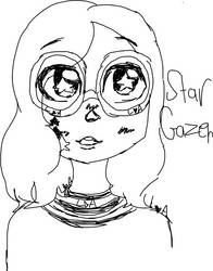 Star Gazer (MSP) by xLadyAngelusx