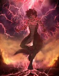 Lighting strike[C] by Yukitashi