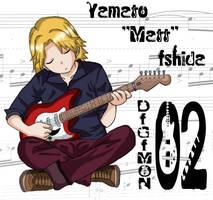 Yamato 'Matt' Ishida by heartbreaker19