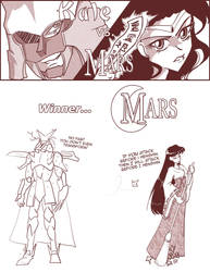 Kale vs. Mars by Warlord-of-Noodles