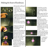 Making the Heart of Kandracar by Warlord-of-Noodles