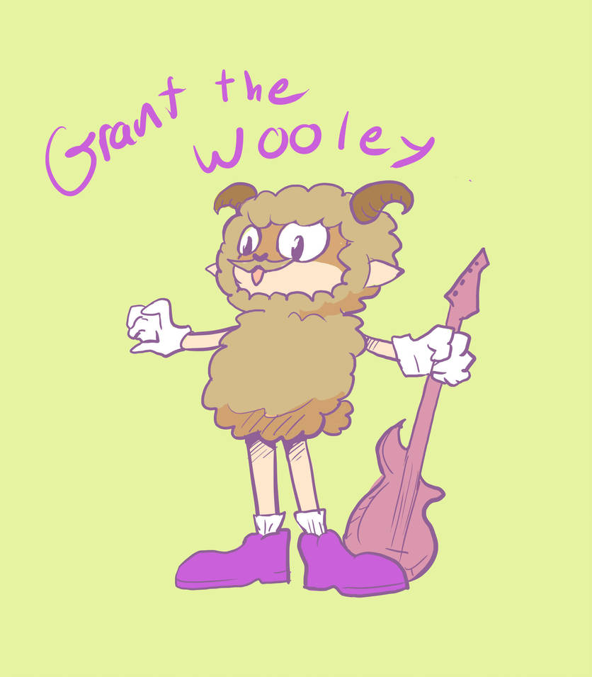 Grant the Wooley by Warlord-of-Noodles