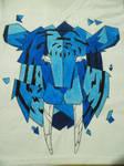 Sabertooth Tiger Shirt by zaENDle