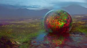Earth Intruder by Pati-Velux