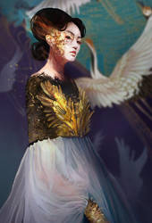 Golden Empress by Pati-Velux