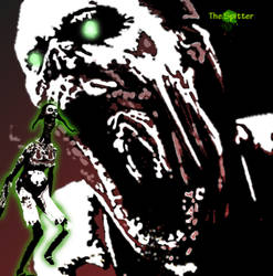 Spitter poster by DJ-Shrike