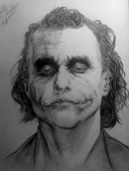 Joker by andrey-vorobey