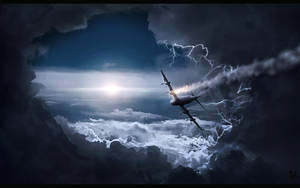 Through the Storm by MachiavelliCro
