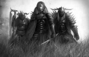 Legion by UltimaFatalis