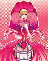 lady gaga alejandro by audreymolinatti