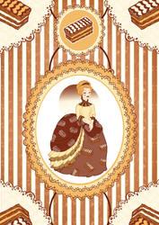 duchesse milefeuille by audreymolinatti