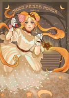 Princesse serenity steampunk by audreymolinatti