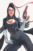 Bayonetta by Chokorroll