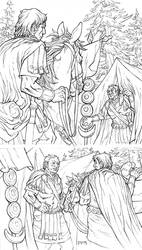 Caesar and the Battle of Alesia Page 02 by JerMohler