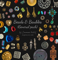 Beads and Baubles - General pack by Majnouna