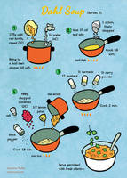 Quick food: Dahl soup by Majnouna