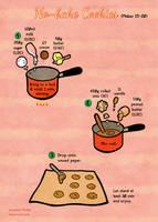 Quick food: No-bake cookies by Majnouna