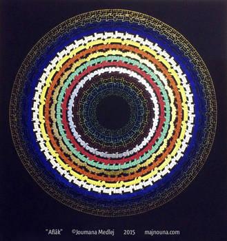 Heavenly Spheres by Majnouna