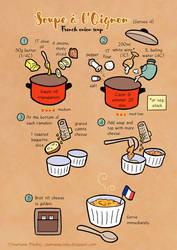 French Onion Soup by Majnouna