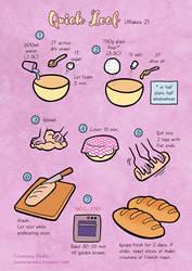 Quick Loaf by Majnouna