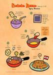 Batata Harra (Spicy potatoes) by Majnouna