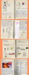 Travel diary: Japan 2000 by Majnouna