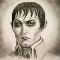 Barnabas Collins by noworries1980