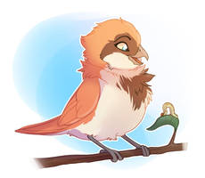 Early Bird -AT- by MBPanther