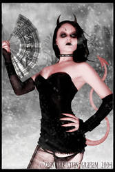 A Cold Day in Hell by sinistra