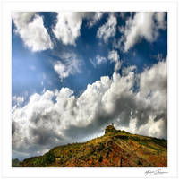 The sky is my kingdom... by Michel-Lag-Chavarria