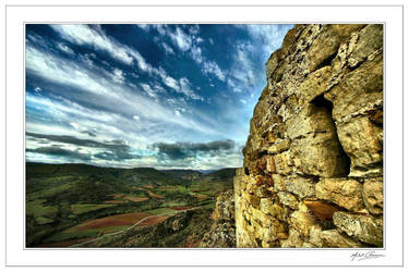My wall is hiding nothing... by Michel-Lag-Chavarria