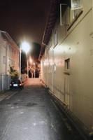 The Back Alley by Oritaku