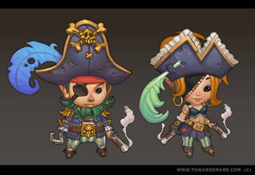 Pirates by Gimaldinov