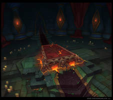 Hell gate room by Gimaldinov