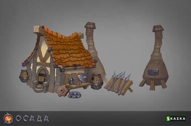 Siege. Workshop 1 by Gimaldinov