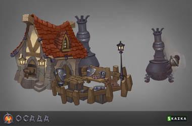 Siege. Workshop 2 by Gimaldinov