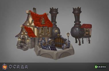 Siege. Workshop 3 by Gimaldinov